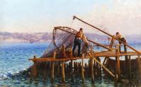 Ağ Toplayan Balıkçı - ZNR-031