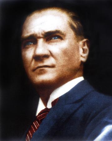 Atatürk Portre - 03 resim