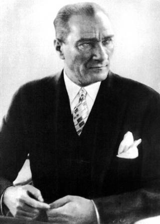 Atatürk Portresi resim