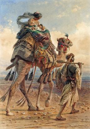 Crossing the Desert 0