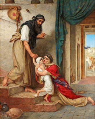 Elijah and the Window's Son resim