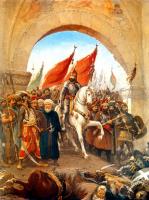 Fatih'in İstanbul'a Girişi - ZNR-005