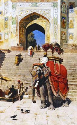 Royal Elephant at the Gateway 0
