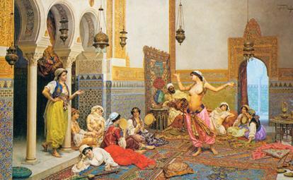 The Harem Dance resim
