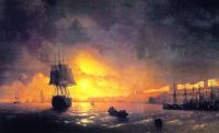 Akşamda Odessa Görünümü - AIK-102