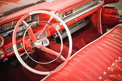 Cadillac Interior resim