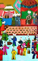 Çelebi Sultan Mehmet'in Bahşiş Dağıtması - NKO-008