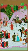 Çelebi Sultan Mehmet'in Eflak Seferine Giderken - NKO-007
