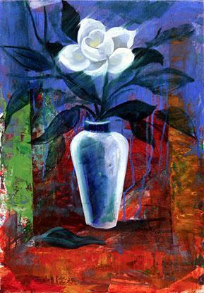 Çiçek resim