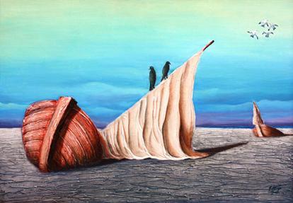 Denizi Bekleyen Gemi resim