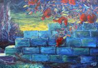 Duvar Dibi Narlı - AKM-039