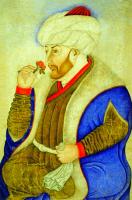 Fatih Sultan Mehmet Tablosu - NKS-001