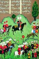 I. Murad'ın Zırhlı Kurdu Avlaması - NKO-002