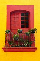 Kırmızı Balkon - IMB-108