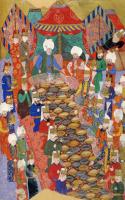 Lala Mustafa PAŞA'nın Verdiği Ziyafet - MNY-018