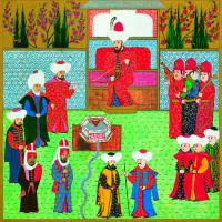 Orhan Gazi'nin Kaluyaven Bey'e Hediyesi - ALC-005