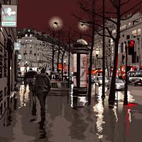 Paris'te Gece - IMB-C-063
