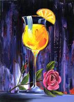 Portakallı Kokteyl - ART-C-001