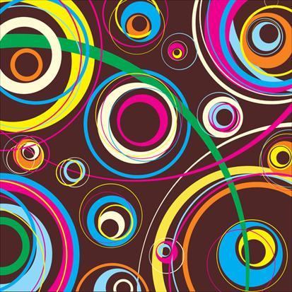 Radyal Renkler resim
