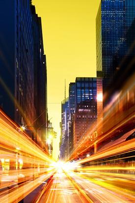 Şehir Işıkları resim