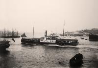 Şirket-i Hayriyye's Seyyar Steamer - IST-095