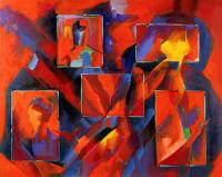 Soyut Kompozisyon - ART-013