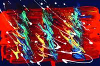 Soyut Kompozisyon - ART-024