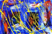 Soyut Kompozisyon - ART-025