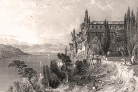 St. George Manastırı Büyükada resim