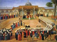Sultan III. Selim Bayram Töreni - MNY-002