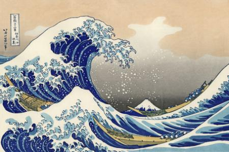 The Great Wave resim
