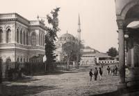 Tophane Kasrı ve Kılıç Ali Paşa Camii - IST-107