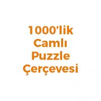 1000 Parça Puzzle Çerçevesi