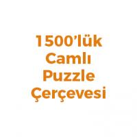 1500 Parça Puzzle Çerçevesi