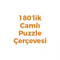 180 Parça Puzzle Çerçevesi