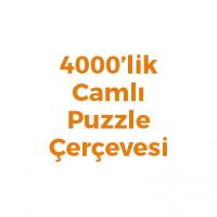 4000 Parça Puzzle Çerçevesi