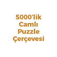 5000 Parça Puzzle Çerçevesi