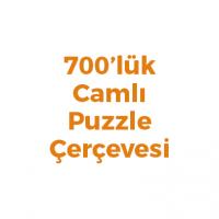 700 Parça Puzzle Çerçevesi