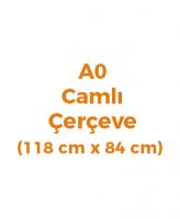 A0 Belge Çerçeveleri