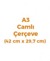 A3 Belge Çerçeveleri