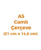 A5 Belge Çerçeveleri