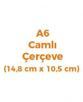 A6 Belge Çerçeveleri