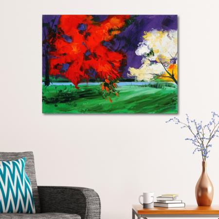 Ağaçlar resim2