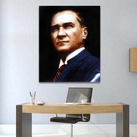 Atatürk Portre - 03 resim2