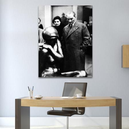 Atatürk ve Sanat resim2