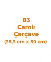 B3 Belge Çerçeveleri