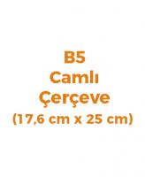 B5 Belge Çerçeveleri