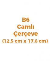 B6 Belge Çerçeveleri