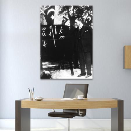 Başöğretmen Mustafa Kemal Atatürk resim2