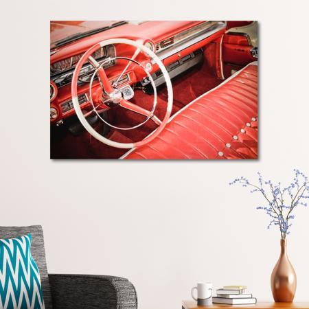 Cadillac Interior resim2